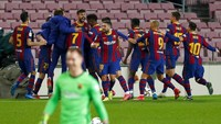 Barcelona Fokus Kalahkan Osasuna, Baru Pikirkan PSG