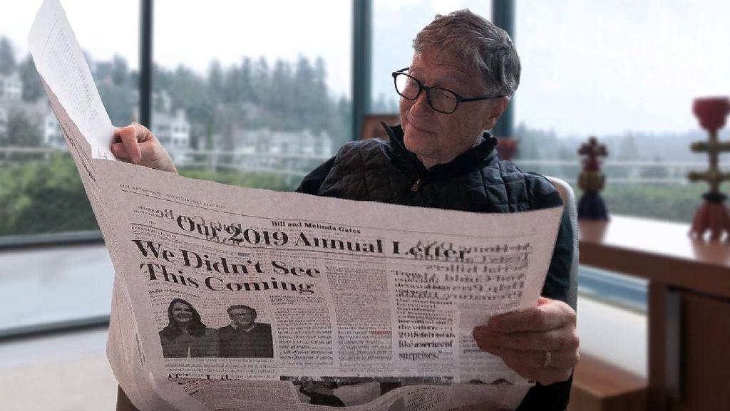 Bill Gates Liburan Super Mewah ke Turki