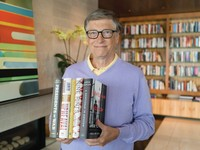 Bill Gates kutu buku