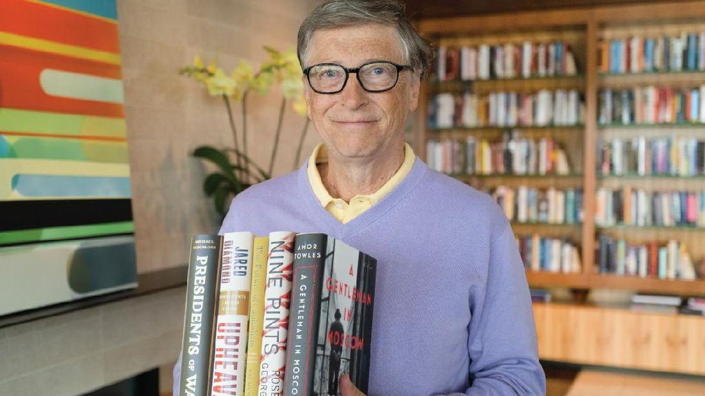 Buku Bill Gates dll Mau Dilarang di China, Kenapa?