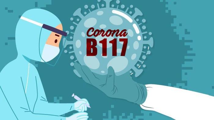 Jejak Varian Baru Virus Corona B117 yang 'Dibawa' Dua TKI Asal Karawang
