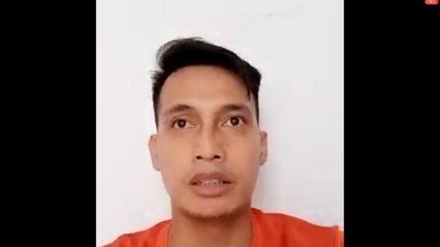 Pemain Prawira Bandung Diftha Pratama