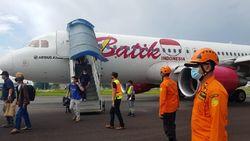 Viral Batik Air Gagal Take Off di Palu, Ini Penjelasan Pihak Lion Group