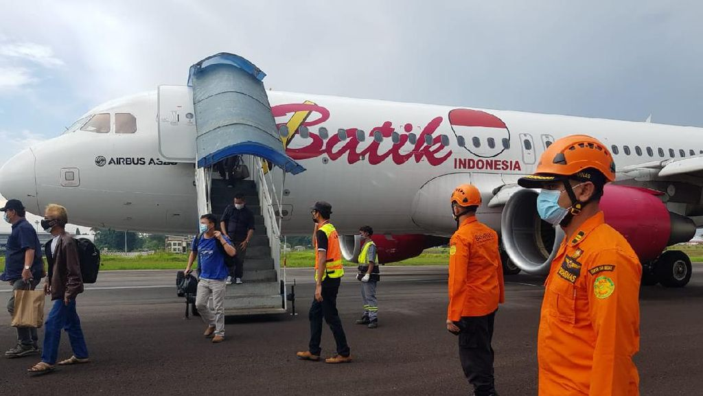Viral Batik Air Gagal Take Off di Palu, Ini Penjelasan Pihak Lion Group