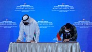 Dikawal Luhut & Prabowo, RI-Uni Emirat Arab Bikin Senapan Serbu