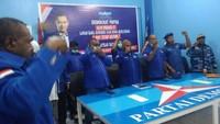Tolak Moeldoko-KLB Sumut, DPD Demokrat Papua: Kami Siap Berperang!