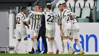Kapan Pun Rival Terpeleset, Juventus Siap Menerkam