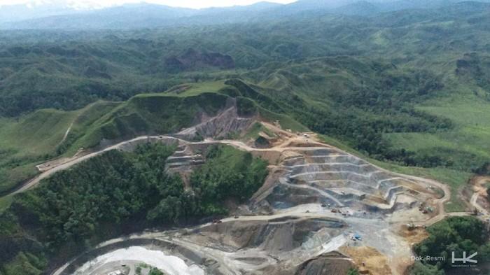 Mengintip megahnya Bendungan Way Apu di Maluku