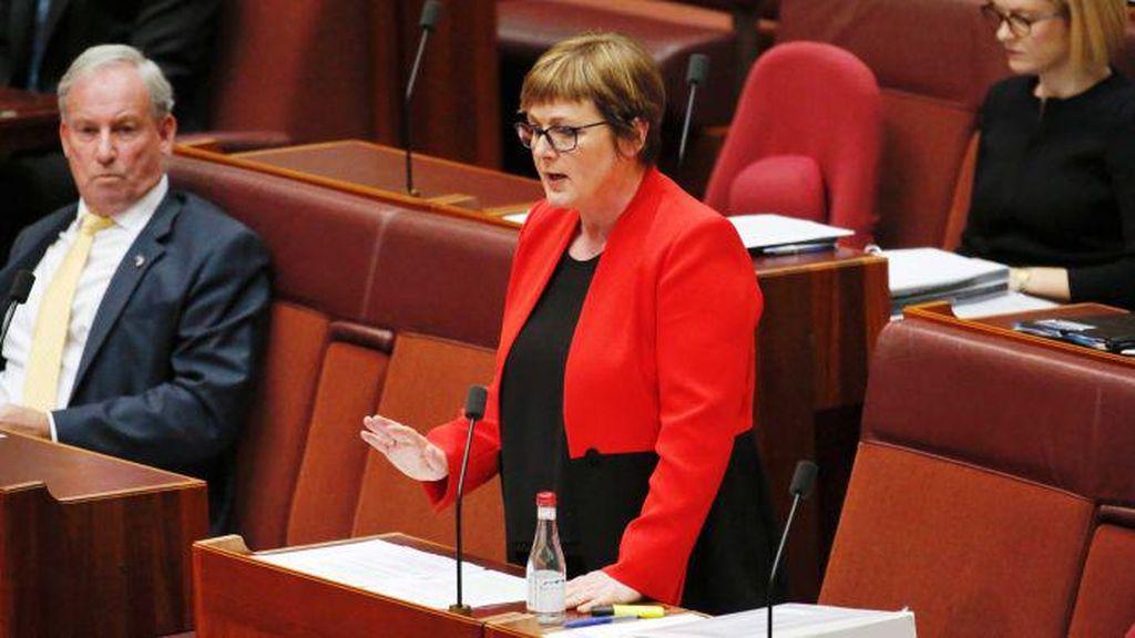 Menteri Australia Minta Maaf Menyebut Mantan Stafnya Sapi Betina Pembohong