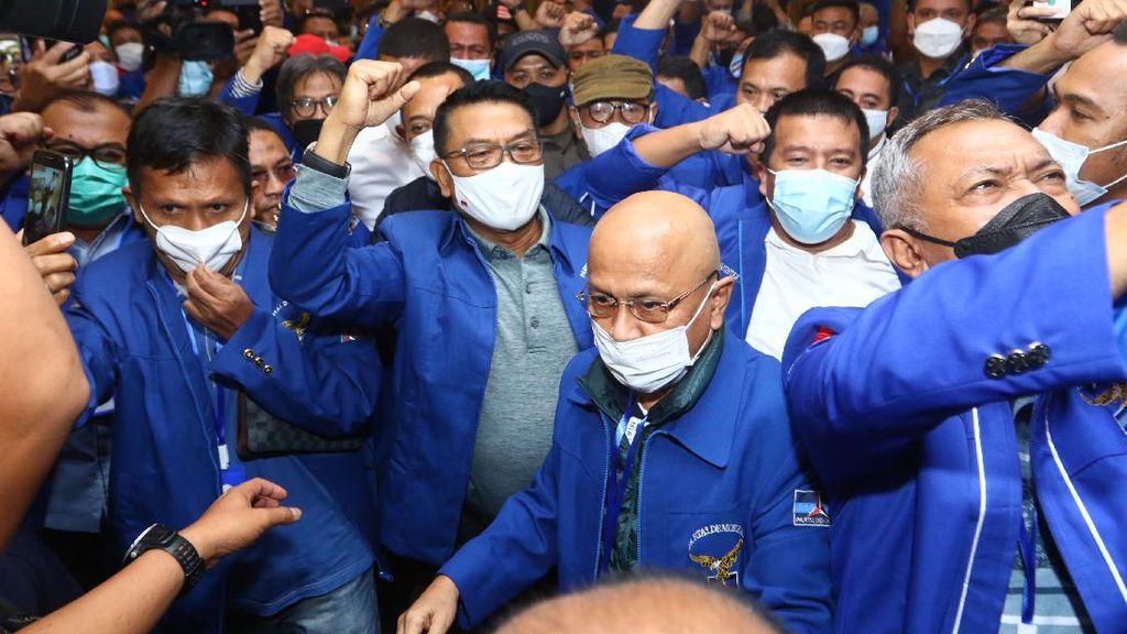 Kudeta Demokrat, IPO Sarankan Jokowi Bebas Tugaskan Moeldoko