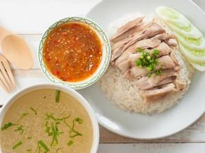 Sejarah Nasi Hainan, Aslinya Punya Singapura atau Malaysia?
