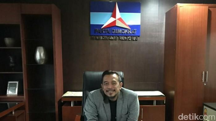Sekretaris DPC Demokrat Ciamis Anjar Asmara