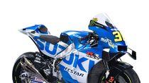 Ini Spek Motor GSX-RR, Tunggangan Rins-Mir di MotoGP 2021
