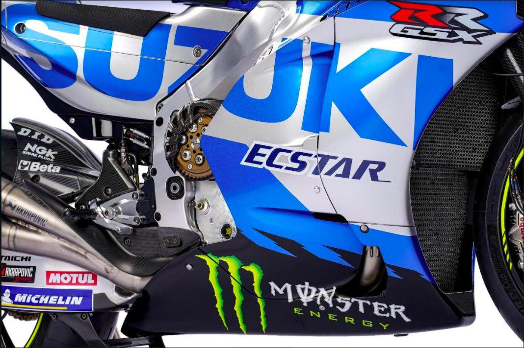 Team MotoGP Suzuki 2021