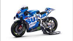 Gak Mau Ketinggalan, Suzuki Kenalkan Team Ecstar MotoGP 2021