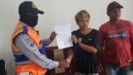 Kasus Truk Dilempar Batu Oleh Petugas Kemenhub di Pasuruan Berakhir Damai