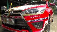 Mobil Dihiasi Emas Batangan-Berlian Senilai Rp 40 M, Ribuan Avanza Di-recall