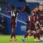 Brighton Vs Leicester: The Foxes Salip MU Usai Menang 2-1