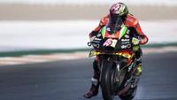 Tes MotoGP 2021 Qatar: Aleix Espargaro Kuasai Hari Pertama