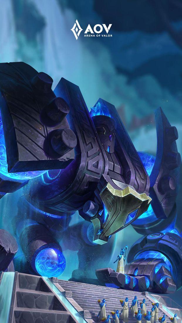 Hero Arena of Valor - Lumburr