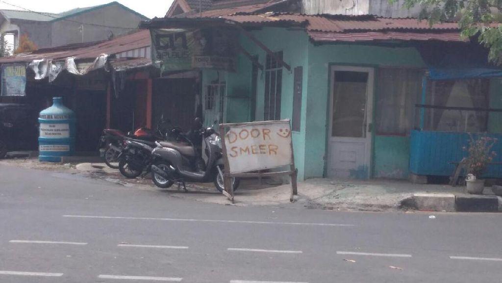 Membedah Asal-usul Kata Doorsmeer, Tempat Cuci Kendaraan di Medan