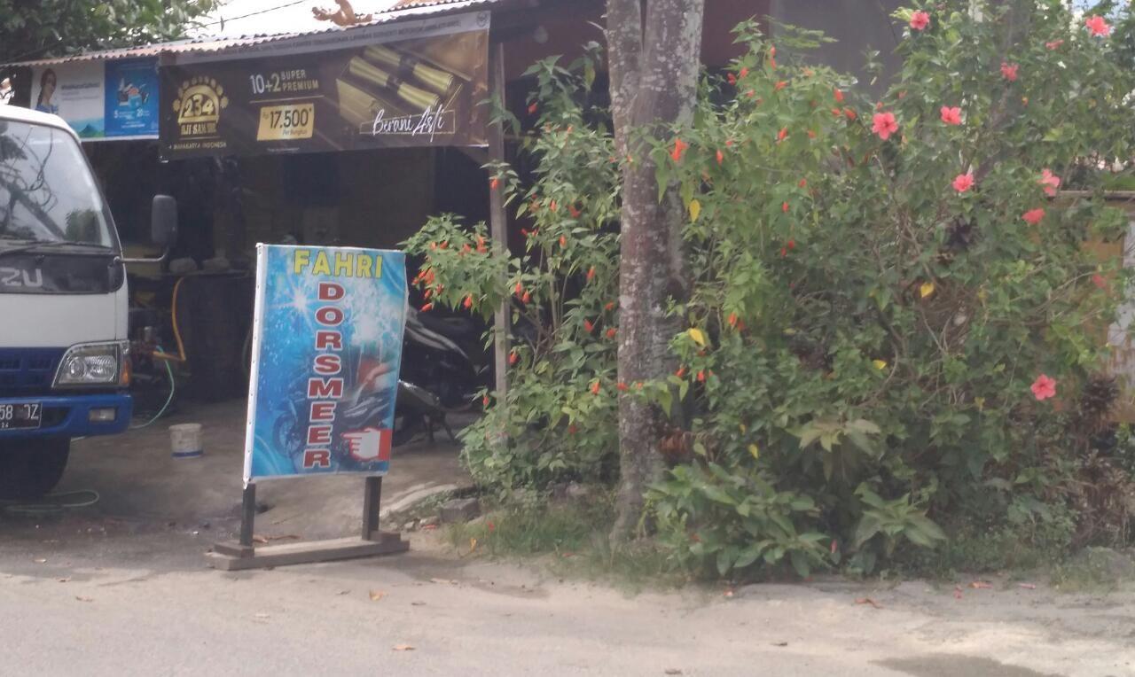 Ilustrasi doorsmeer di Medan (Datuk-detikcom)