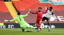 Turun Minum, Liverpool Tertinggal dari Fulham 0-1