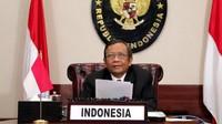 Mahfud soal Dasar Penyelesaian Sengkarut PD: UU Parpol dan AD-ART 2020