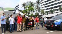 Bamsoet Dorong Manfaatkan Touring buat Promosi Wisata-Kerajinan Daerah