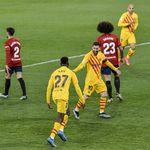 Osasuna Vs Barcelona: Blaugrana Bungkam Tuan Rumah 2-0