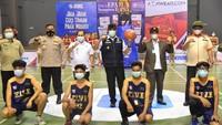 Buka DBL Sumsel 2021, Gubernur Dorong Prestasi Olahraga Basket