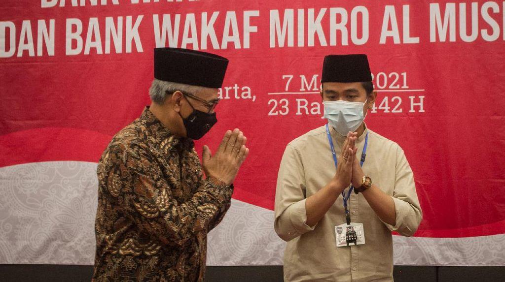 2 Bank Wakaf Mikro di Solo Diresmikan
