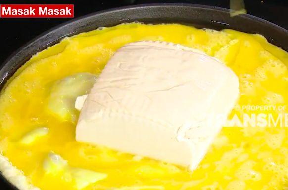 Resep Tahu Telor Hot Plate