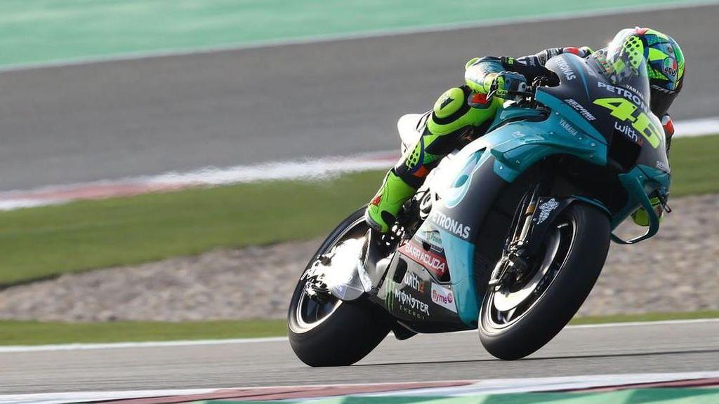 Bagi Valentino Rossi, Balap Motor Tak Sekadar Karier tapi...