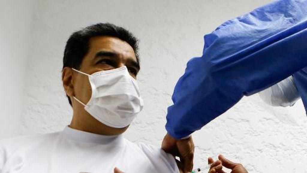Presiden Venezuela Siap Tukarkan Minyak dengan Vaksin COVID-19