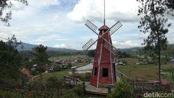 Menilik Citol Hill, Wisata Rasa Eropa di Mamasa