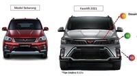Wuling Confero S Facelift 2021 Sudah Bisa Dipesan, Harga di Bawah Rp 200 Juta?