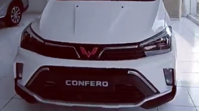 Wuling Confero S Facelfit 2021