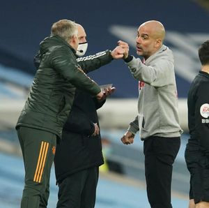 Guardiola Puji Gaya Main MU yang Bikin Man City Tumbang