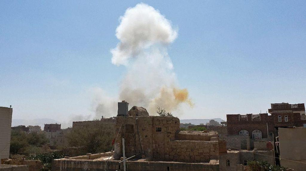 47 Orang Tewas dalam Pertempuran di Yaman