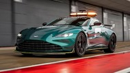 Ini Wujud Aston Martin yang Jadi Safety Car F1