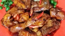 Resep Pembaca : Ayam Bakar Madu Sambal Kecap yang Legit Enak