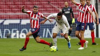 Casemiro Sungguh Tulang Punggungnya Real Madrid