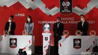 Drawing Piala Menpora 2021: Persija Kebagian Grup Neraka
