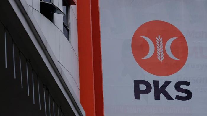 Gedung PKS (Foto: Andhika Prasetia/detikcom)