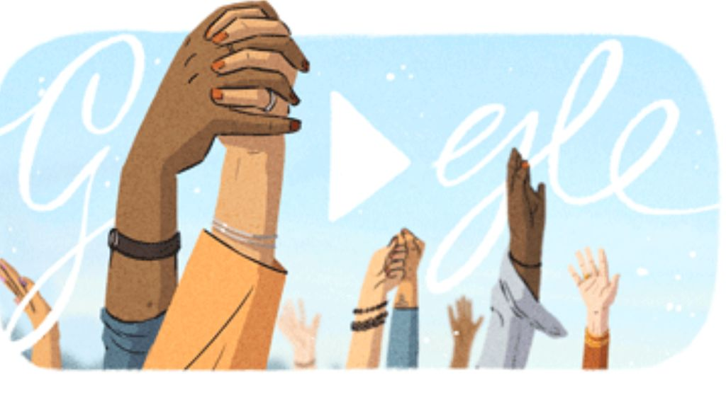 Google Doodle Ikut Rayakan International Womens Day