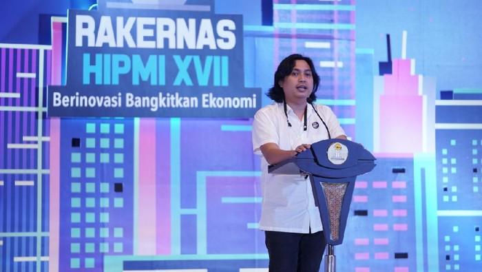 Ketua BPP HMI Mardani H Maming