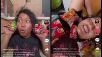 Komika Marshel Widianto Unboxing Paket Bansos, Ini Isinya