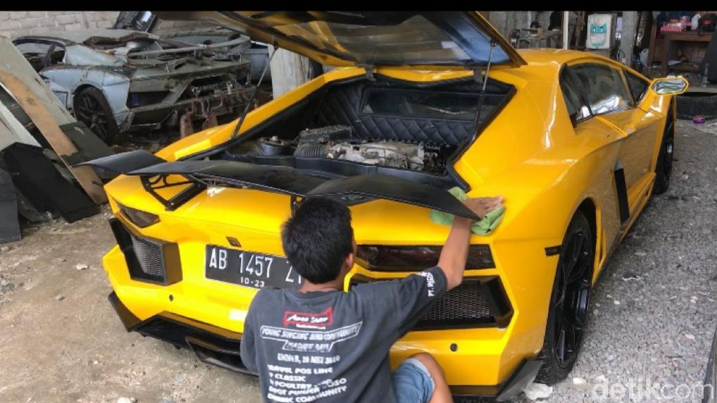 Lamborghini Made in Gunungkidul