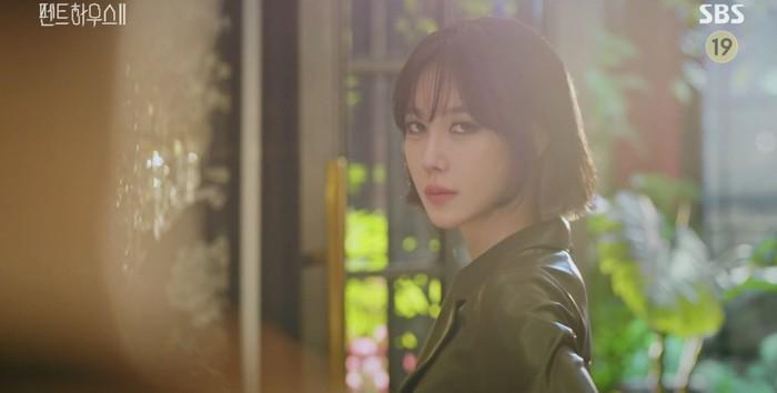 Lee Ji Ah Datangi Uhm Ki Joon di The Penthouse 2